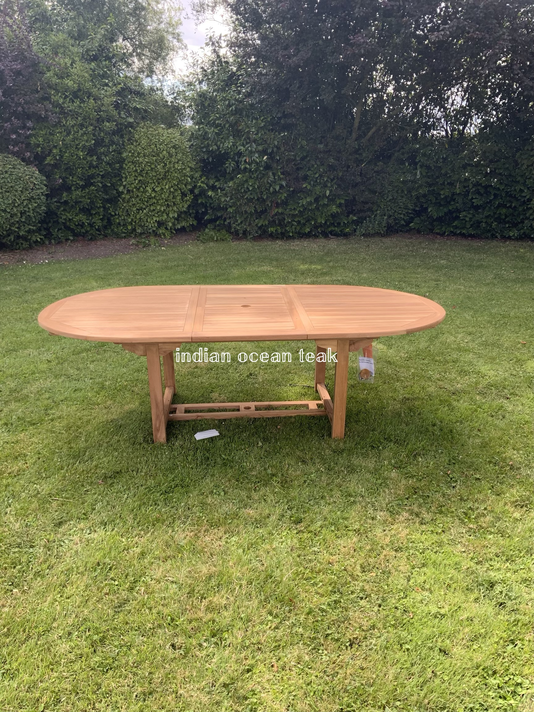 Baily Extending Table | Indian Ocean Teak